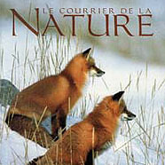 Contribution à la mise en page du Courrier de la Nature édité par la Société Nationale de Protection de la Nature
